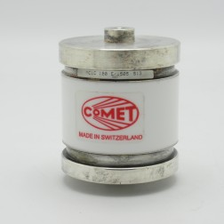 MC1C-120E Comet 120pF 15KV Fixed Vacuum Capacitor (Used, Excellent Condition)