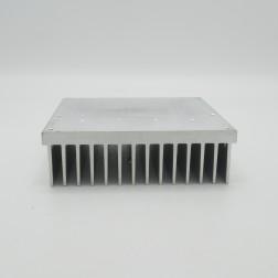 """HS30-4  Aluminum Heatsink, 4-3/8"""" Wide x 4-1/2 Long x 1-1/4"""" High."""