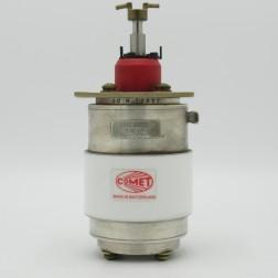 CV1C-60E/20 Comet 20KV 7-60pf Variable Vacuum Capacitor (Pull)