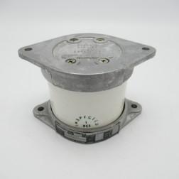 CM80B202J Cornell Dubilier Mica Capacitor, .002mfd, 10kv, 16 Amps, (Pull)