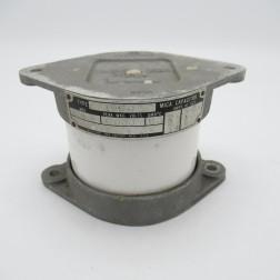 Type 1960 Acushnet Mica Capacitor, .005mfd, 6kv, 20 Amps, (Pull)