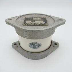 CAN48270B5 Sangamo Mica Capacitor, Type G2B, .0002mfd, 10kv, (Pull)