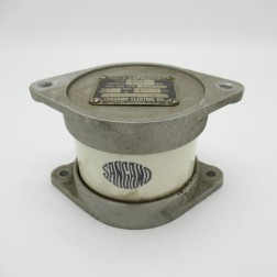 CM80B202J Sangamo Mica Capacitor, Type G2B, .002mfd, 10kv, 13 Amps, (Pull)