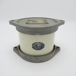 CM85B222J Sangamo  Mica Capacitor, Type G3B, .0022mfd, 20 Amps, 12KV (Pull)