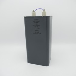 102P10202 Cornell Dubilier Non-PCB Oil-Filled Capacitor 88 mfd 1200vdc (Pull)