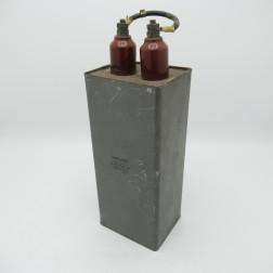 702011-9702 Sangamo Oil-Filled Capacitor 2mfd 8000vdc (Pull)