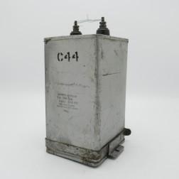 TJU30080G Cornell Dubilier Oil-Filled Capacitor 8mfd 3kvdc (Pull)