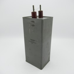 LDC8-6.25 Sangamo Oil-filled Capacitor 6.25mfd 8kvdc (Pull)