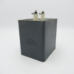CP70E1FL405K Pyramid Capacitor, 4mf, 3kv DC. (Used, Excellent Condition)
