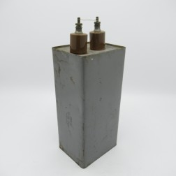 CP70E1EM405K General Electric Capacitor, 4muf, 4kv DC. (Used, Great Condition)