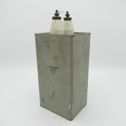 CP70E1DM405M Capacitor, 4mfd, 4kv DC. (Used, Excellent Condition)