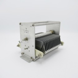 """152-22-2  Johnson Variable Capacitor, 35-400pF, 6kv 29 plates, 0.125"""" Spacing, (Used, Excellent Condition)"""