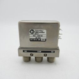 402-230132 Dow-Key Microwave Coaxial SPDT Relay (Pull)
