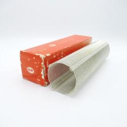 "3029  B&W Coil w/Tinned Copper Wire, 10"" Long, 2-1/2"" Dia, 53uh, 12ga 2006T (NOS)"