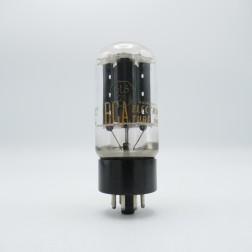 6L6GB RCA Beam Power Amplifier, Black Plate (NOS)