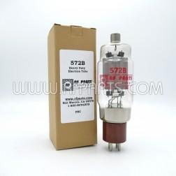 572B RF Parts SELECT Transmitting Tube (Pull)