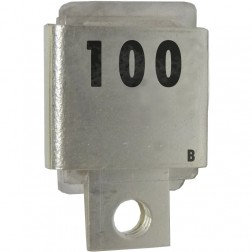 J101-100B  Metal Cased Mica Capacitor, 100pf