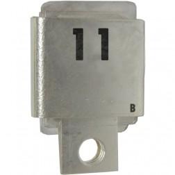 J101-11B  Metal Cased Mica Capacitor, 11pf