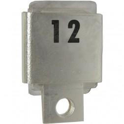 J101-12  Metal Cased Mica Capacitor, 12pf