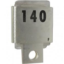 J101-140F  Metal Cased Mica Capacitor, 140pf