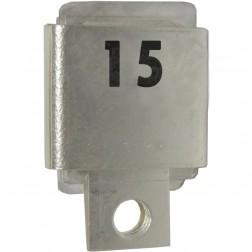 J101-15  Metal Cased Mica Capacitor, 15pf