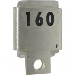 J101-160F  Metal Cased Mica Capacitor, 160pf