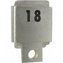 J101-18  Metal Cased Mica Capacitor, 18pf
