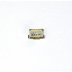 Metal Cased Mica Capacitor, 32pf, 850v, Saha (J101-32C)