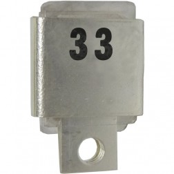 Metal Cased Mica Capacitor, 33pf, 350v, FW (J101-33A)