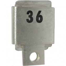 Metal Cased Mica Capacitor, 36pf, 350v, FW (J101-36A)