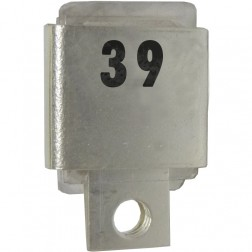 Metal Cased Mica Capacitor, 39pf, 350v, FW (J101-39A)