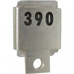 Metal Cased Mica Capacitor, 390pf, 350v, FW (J101-390A)