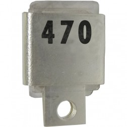 Metal Cased Mica Capacitor, 470pf, 350v, FW (J101-470A)