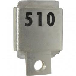 Metal Cased Mica Capacitor, 510pf, 350v, FW / Semco (J101-510A)