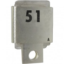 Metal Cased Mica Capacitor, 51pf, 350v, FW (J101-51A)