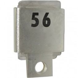 Metal Cased Mica Capacitor, 56pf, 350v, FW (J101-56A)