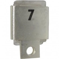 Metal Cased Mica Capacitor, 7pf, 350v, Semco (J101-7A)