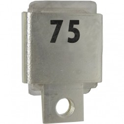 Metal Cased Mica Capacitor, 75pf, 350v, (J101-75A)