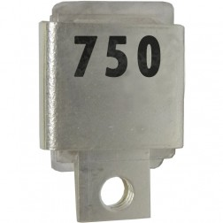 Metal Cased Mica Capacitor, 750pf, 350v, FW (J101-750A)