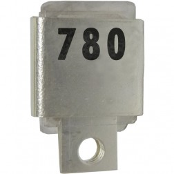 Metal Cased Mica Capacitor, 780pf, 350v, FW (J101-780A)
