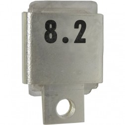Metal Cased Mica Capacitor, 8.2pf, 350v, Unelco (J101-8.2A)