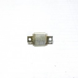 Metal Cased Mica Capacitor, 80pf, 500v, Unelco (J101-80B)