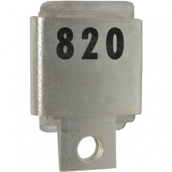 Metal Cased Mica Capacitor, 820pf, 350v, FW (J101-820A)