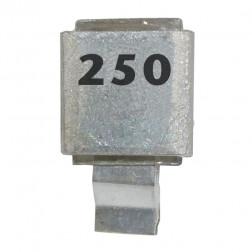 Metal Cased Mica Capacitor, 250pf, 100v, FW (J602-250)