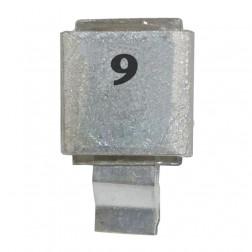 Metal Cased Mica Capacitor, 9pf, 250v, Semco (J602-9)