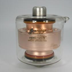 JCS-400-10 Jennings, Fixed Vacuum Capacitor, 400pf 10kv (Pull)