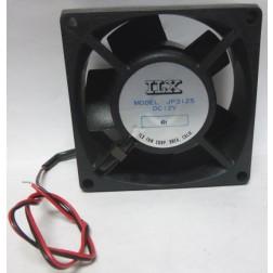 JP3125 DC Cooling Fan, 12vdc, ILX