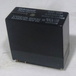JR2ADC-12V Relay, Aromat