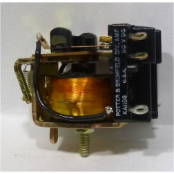 KA11DG-110V Relay, DPDT, 110v 10amp, Potter Brumfield