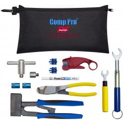 COMP-KIT400NT Complete Tool Kit for Type N & TNC, RFI